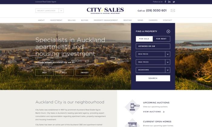 City Sales Real Estate