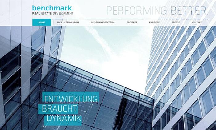 benchmark. REAL Estate Develop